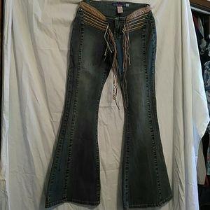 Ultra Love retro jeans, size 1